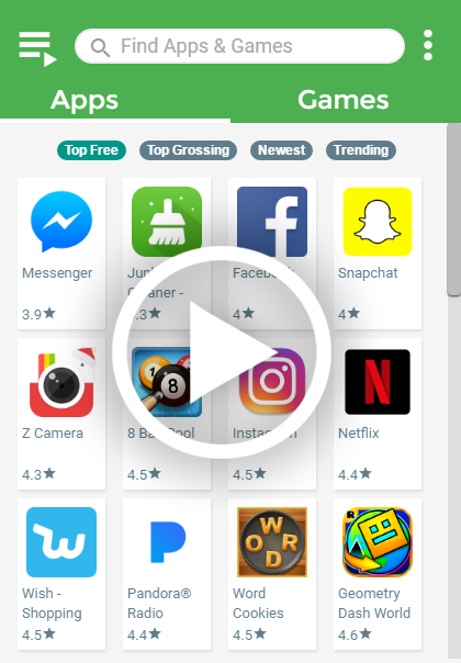 AppKiwi Screenshot